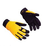 KRISBOW Leather Work Gloves KW1000243